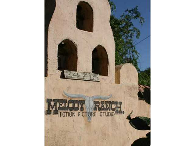 Melody Ranch Motion Picture Studio in Placerita Canyon hosts the annual Santa Clarita Cowboy Festival.
