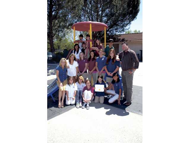 Pinecrest Private School students, teachers win award for excellence