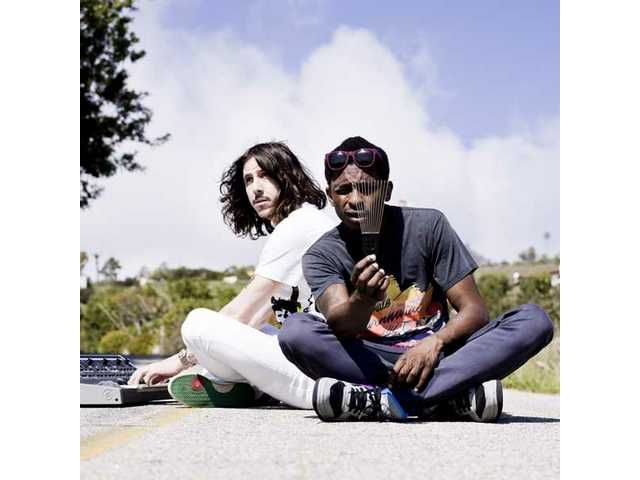 Shwayze (right) and Cisco Adler headline the 6th annual Summer Meltdown Autism Awareness and Social Inclusion Concert at Golden Valley High's amphitheater Saturday, May 23.