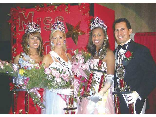 Hope Morrice was named Miss SCV, Amanda Lee Wasvary was named Ms. SCV, Kendra Quiros was named Mrs. SCV, and Paul De La Cerda was named Mr. SCV.