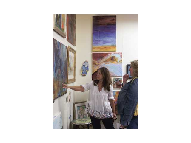 Art will be the focus at the Ventura ArtWalk.