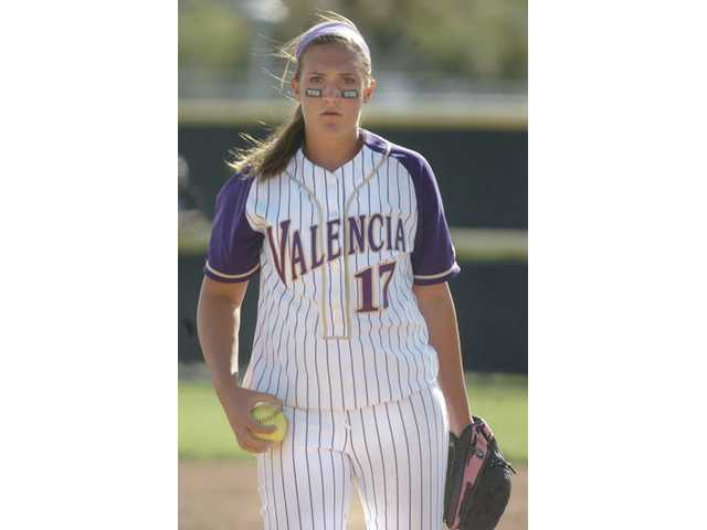 Jordan Taylor, Valencia High PitcherMost fun to watch