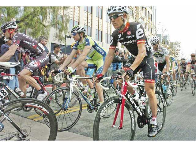 The Amgen Tour of California for 2010 has been pushed from February into spring, the bicycle race's producer confirmed Wednesday.