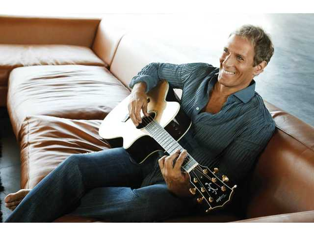 Michael Bolton will perform on Sunday, Aug. 22 at 7 p.m. as part of the Chancellor's Choice series.