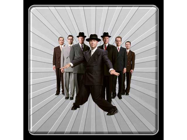Bg Bad Voodoo Daddy will bring its high-energy, swinging sound to the PAC on Saturday, Nov. 20 at 8 p.m.