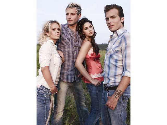 Country music group Gloriana will take the PAC stage on Sunday, Dec. 5 at 7 p.m.