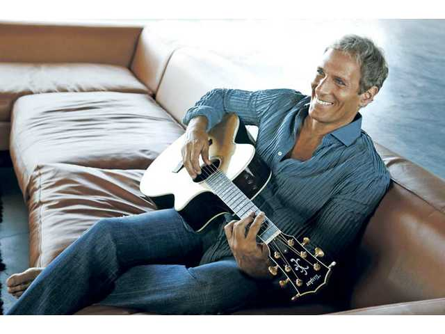 Michael Bolton leads the list of performances for the 2010-11 Performing Arts Center season.