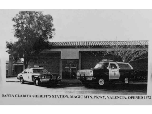 The current Santa Clarita Valley Sheriff's Station opened 36 years ago last week on May 8, 1972. A Historical Hall of Fame was created at the station in 1995.