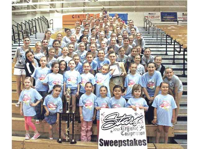 The Santa Clarita Stars picked up a series of awards in April as part of the STARS National Dance Program's West Regional Dance Competition, including top scoring overall routine