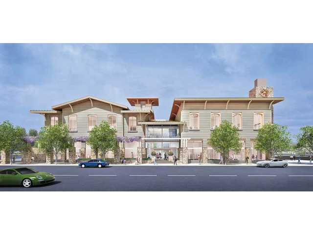 City OK's $117K 'Old West' re-do for Newhall Library