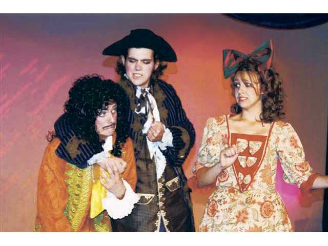Drama students have fun with Moliere