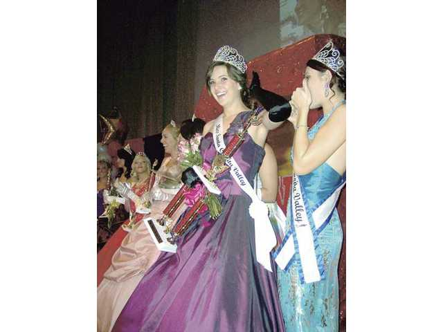 New Miss SCV royalty crowned