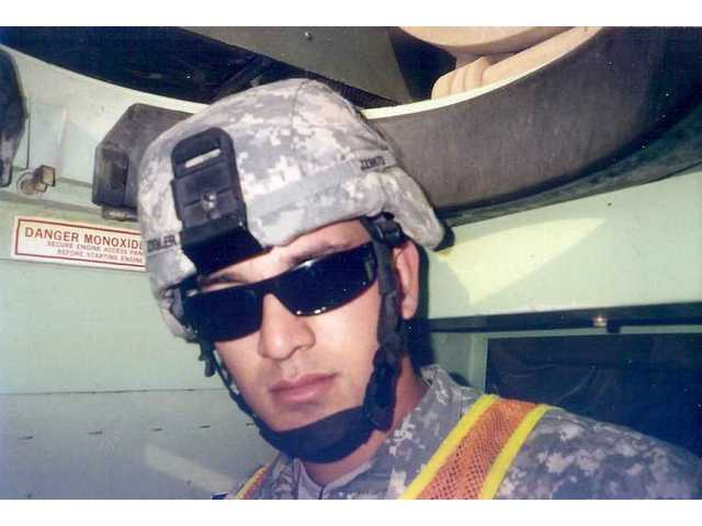 U.S. Army combat engineer PFC Jason Zigler served as lead gunner on military escorts of civilian trucks carrying equipment and supplies into the Iraqi war zone.