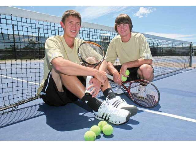 CIF boys tennis: One goal, not two