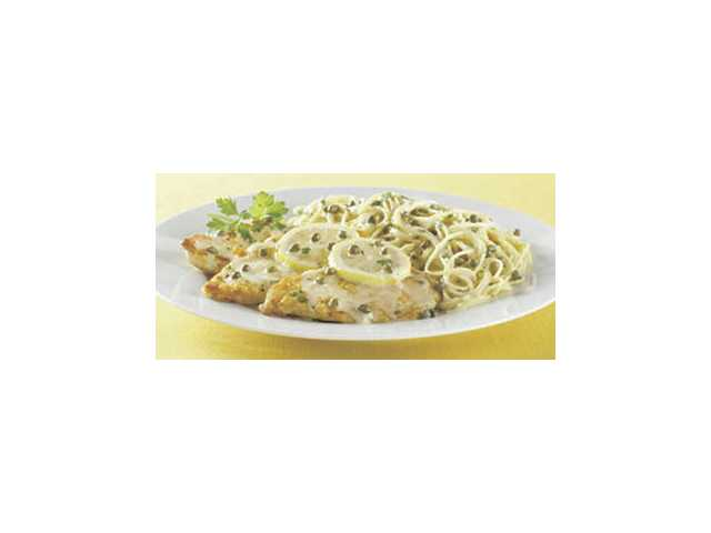 Chicken Piccata ($15.49).