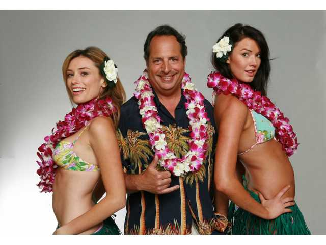 """The Jon Lovitz Comedy Club"" is now open at Universal CityWalk and sports a Hawaiian/tropical theme."