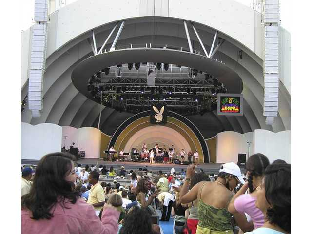 The Playboy Jazz Festival at the Hollywood Bowl sells out every year.