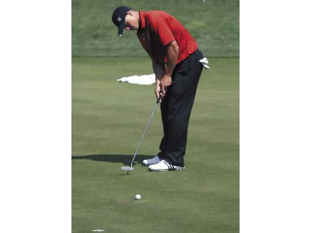 Hart High's Johnny MacArthur claimed the 2008 CIF-SCGA Southern California Regional Golf Championship at Murrieta Valley on Thursday, shooting a 5-under 67.
