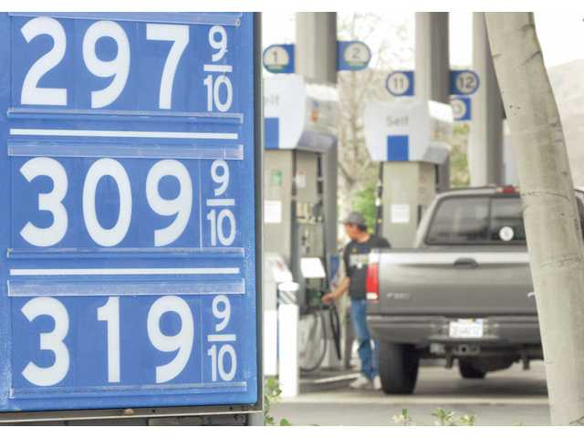 Gas prices zoom again