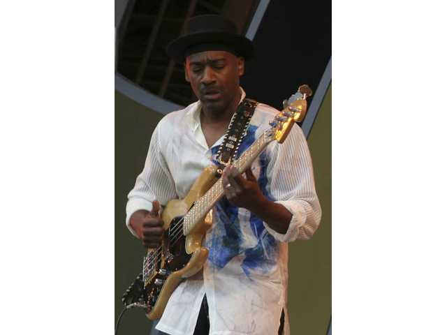 Bassist/bandleader Marcus Miller joins the stellar talent lineup this weekend at the Hollywood Bowl celebrating the 30th anniversary of the Playboy Jazz Festival.