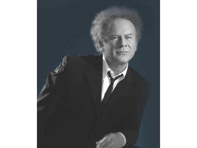 Grammy-winning singer Art Garfunkle will be accompanied by the Santa Clarita Symphony when he appears at the Performing Arts Center Jan. 11, 2009.