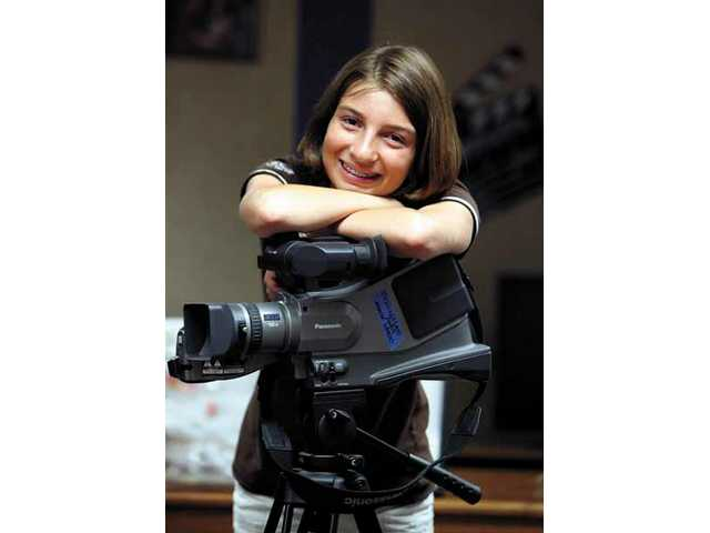 Youth captures history on film
