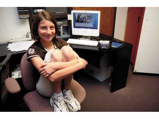 Sixth grader Jessica Resnick won state in the Junior Individual Documentary category, and is headed for nationals this weekend.