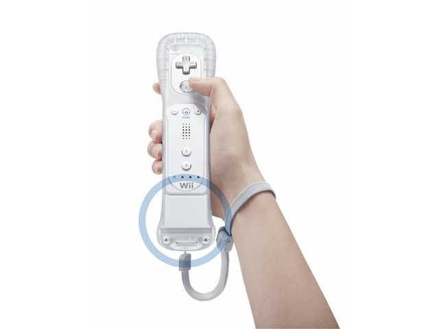 Nintendo's Wii MotionPlus controller snaps onto the Wiimotion and allows your avatar to duplicate your motions much more accurately than before.