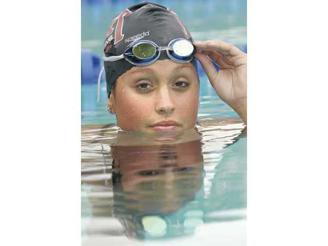The Speedster: Danny named All-SCV swimmer third year in a row