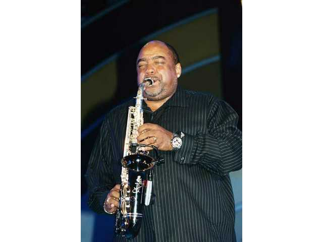 Gerald Albright brings his funky R&B-styled alto sax playing to the Hollywood Bowl stage as a member of the Guitars & Saxes lineup with Jeff Golub, Peter White and Jeff Lorber.