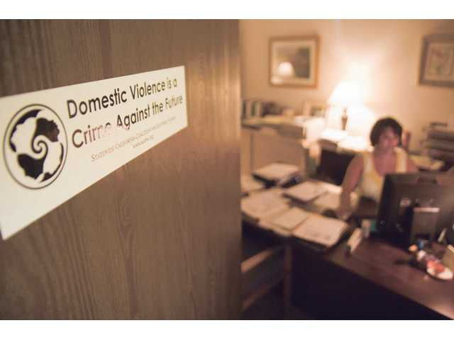 Domestic violence center is in the balance