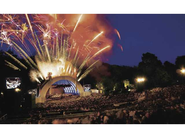 This year the Hollywood Bowl will feature a July 4th Fireworks spectacular with special guest John Fogerty.