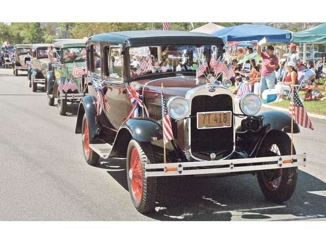 The San Fernando Valley Model A Club took first place in the Car or Motorcycle Club category at the Fourth of July Parade on Saturday.