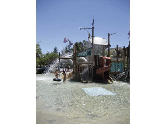 A splashing good time at Six Flags Hurricane Harbor