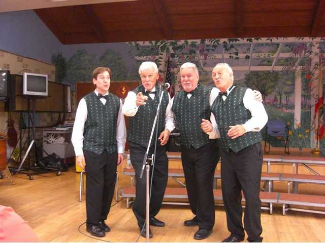 Sweet sounds of songs past at SCV Senior Center