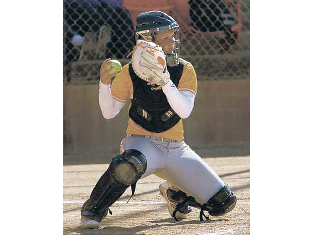 A torn labrum in her shoulder meant Tennessee catcher/first baseman Tiffany Huff had to pass on a chance to play for the United States national women's softball team if she wanted to be healthy for her senior season. Huff decided that her senior season was a one-time experience that she couldn't miss.