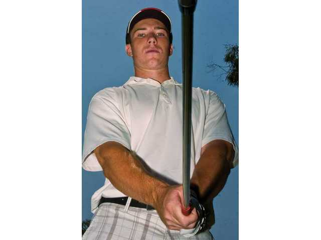 Saugus grad staying busy on golf course