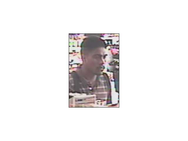 Detectives seek forgery suspect