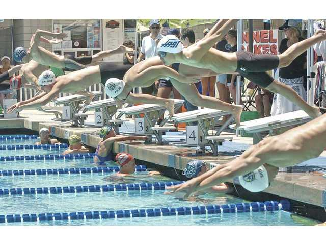 UPDATED: Swim meet hosted by Canyons Aquatic Club runs until Sunday