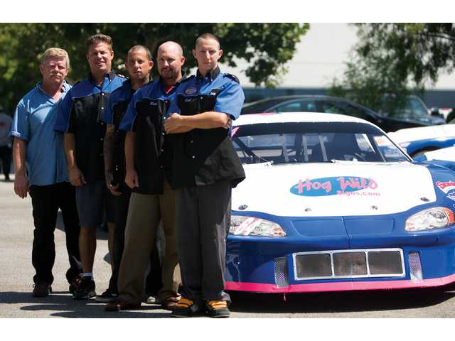 Other members of the DeLong Racing Team out of Sylmar include, Rich DeLong, Jr., Dennis Furden, Jason DeLong, Frank Burnette and Rich DeLong III.