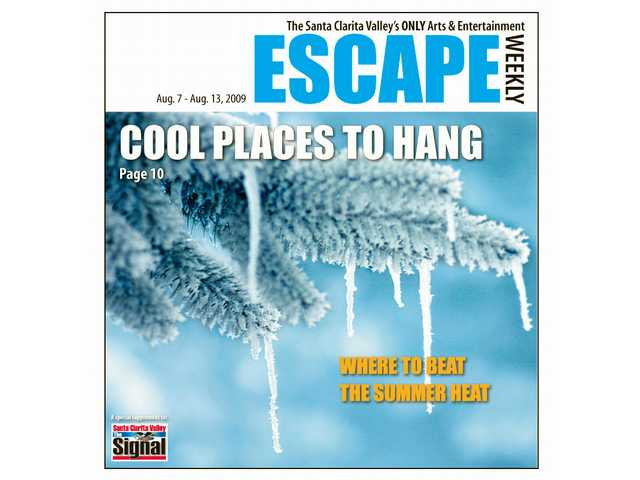 Escape shows you where to stay cool when the heat gets high.