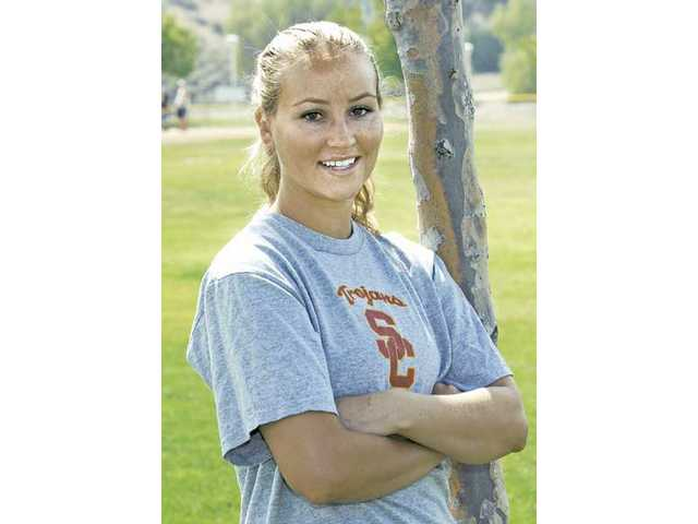Nini Loucks' parents spent thousands of dollars in support of her athletic endeavors.