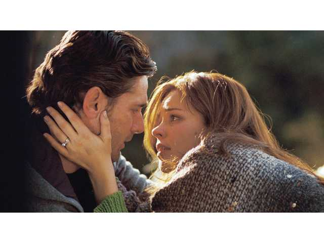 "Eric Bana as Henry and Rachel McAdams as Clare in New Line Cinema's ""The Time Traveler's Wife."""