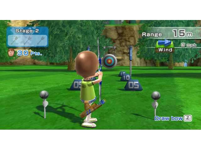 Video Game Review: 'Wii Sports Resort'