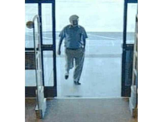 Suspect 2. If you have any information on his identity, please contact Sgt. Anderson at the Santa Clarita Valley Sheriff's Station, (661) 799-5136.