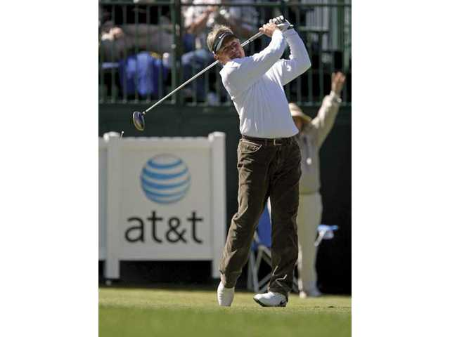 AT&T will sponsor Santa Clarita's biggest golf tournament, the Champions Classic once more.