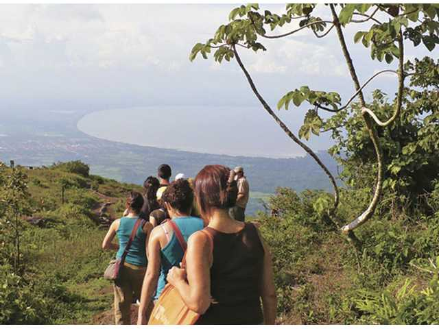 COC students study abroad in Central America