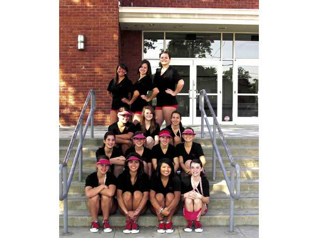 Hart High Dance Team ready for season