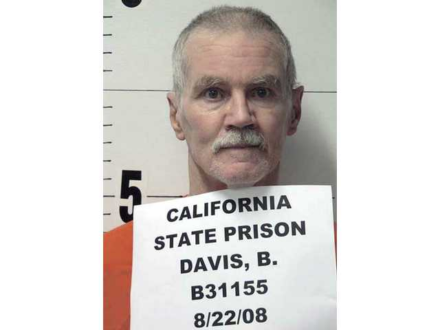Bobby Davis, 67, was found dead in his cell at Kern Valley State Prison on Sunday. Davis was convicted in the Newhall Incident shooting, during which four California Highway Patrol officers were gunned down.