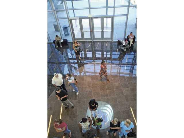 University Center opens doors